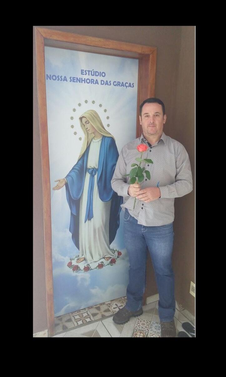 MARAVILHOSO PRESENTE DE NOSSA SENHORA!