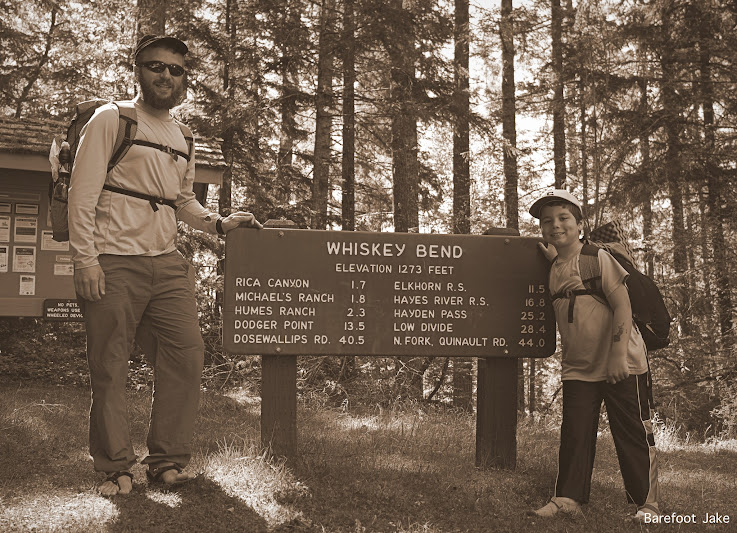 Whiskey Bend Trailhead