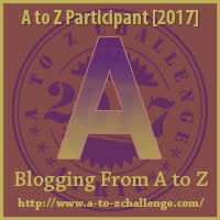 2017 April A to Z Challenge