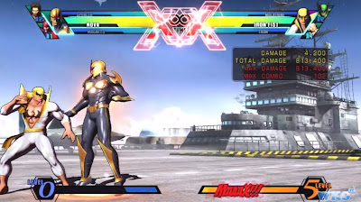 UMvC3 - Nova 800k+ Damage Combo With All Centurions