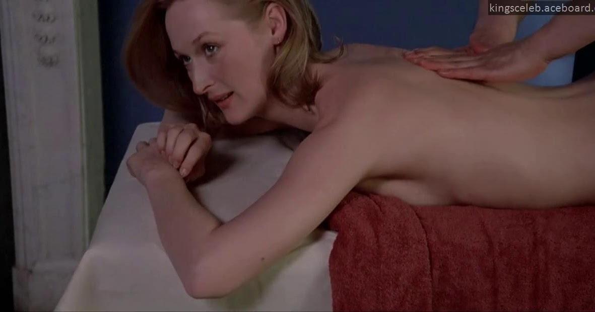Fotos íntimas de Meryl Streep desnuda - Podría afectar