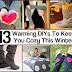 13 Warming DIYs To Keep You Cozy This Winter