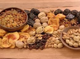 Los Frutos secos ayudan a tu Dieta
