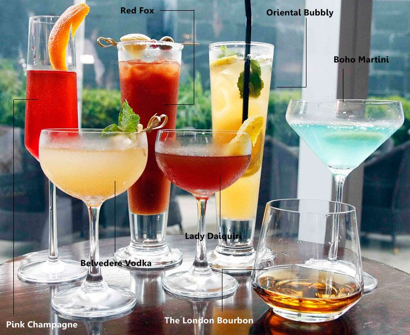 Long Bar at Raffles Hotel Makati Features Rustan's Couture Cocktails and Casa Noble