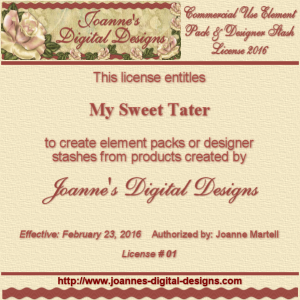 Joanne's Digital Designs CU4CU