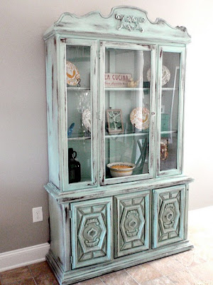 Oops China Hutch For Sale