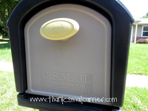 Step2 MailMaster Hudson mailbox