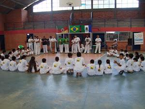 1° Batizado Capoeira Una Ganga 2009