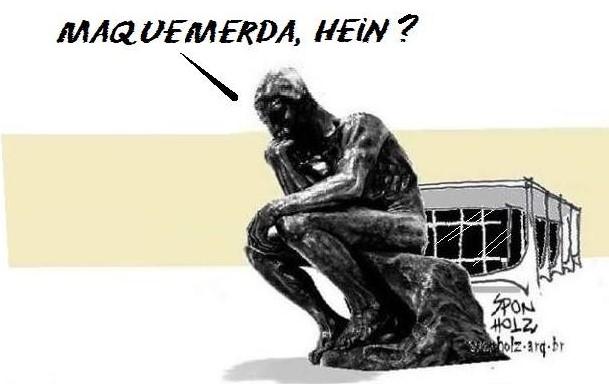 Maquemerda!