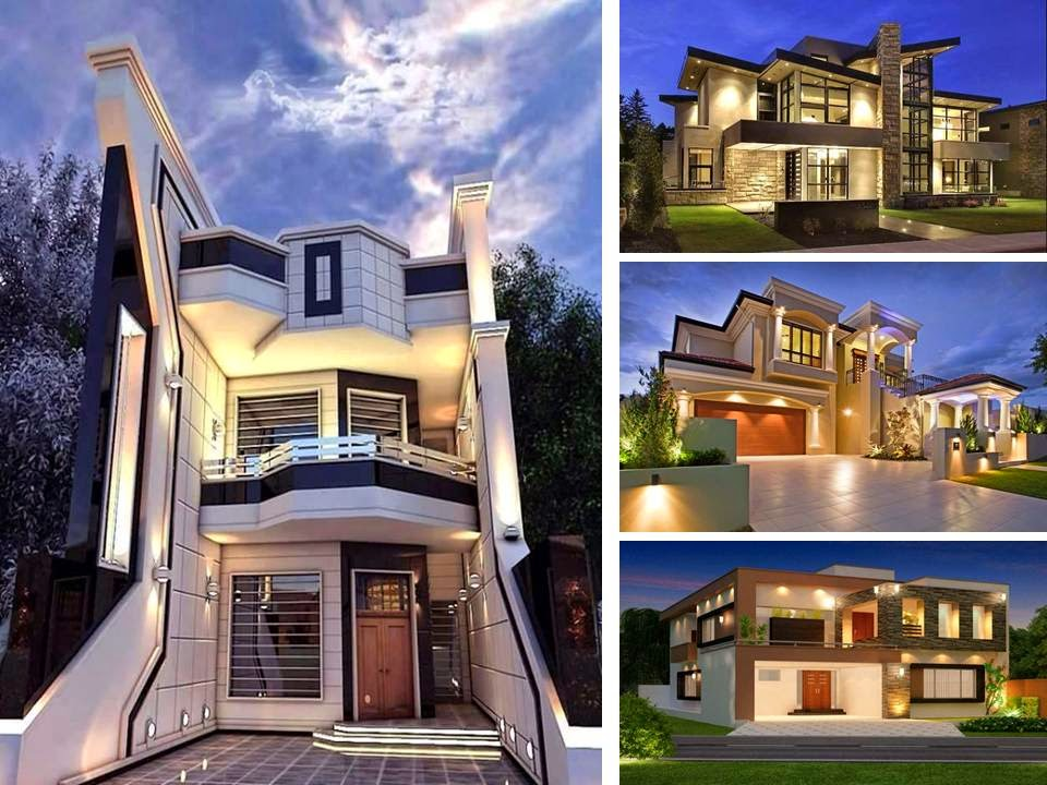 13 Beautiful Home Exterior Designs