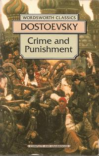 "Cover of ""Crime and Punishment"", a novel by Fyodor Dostoyevsky"