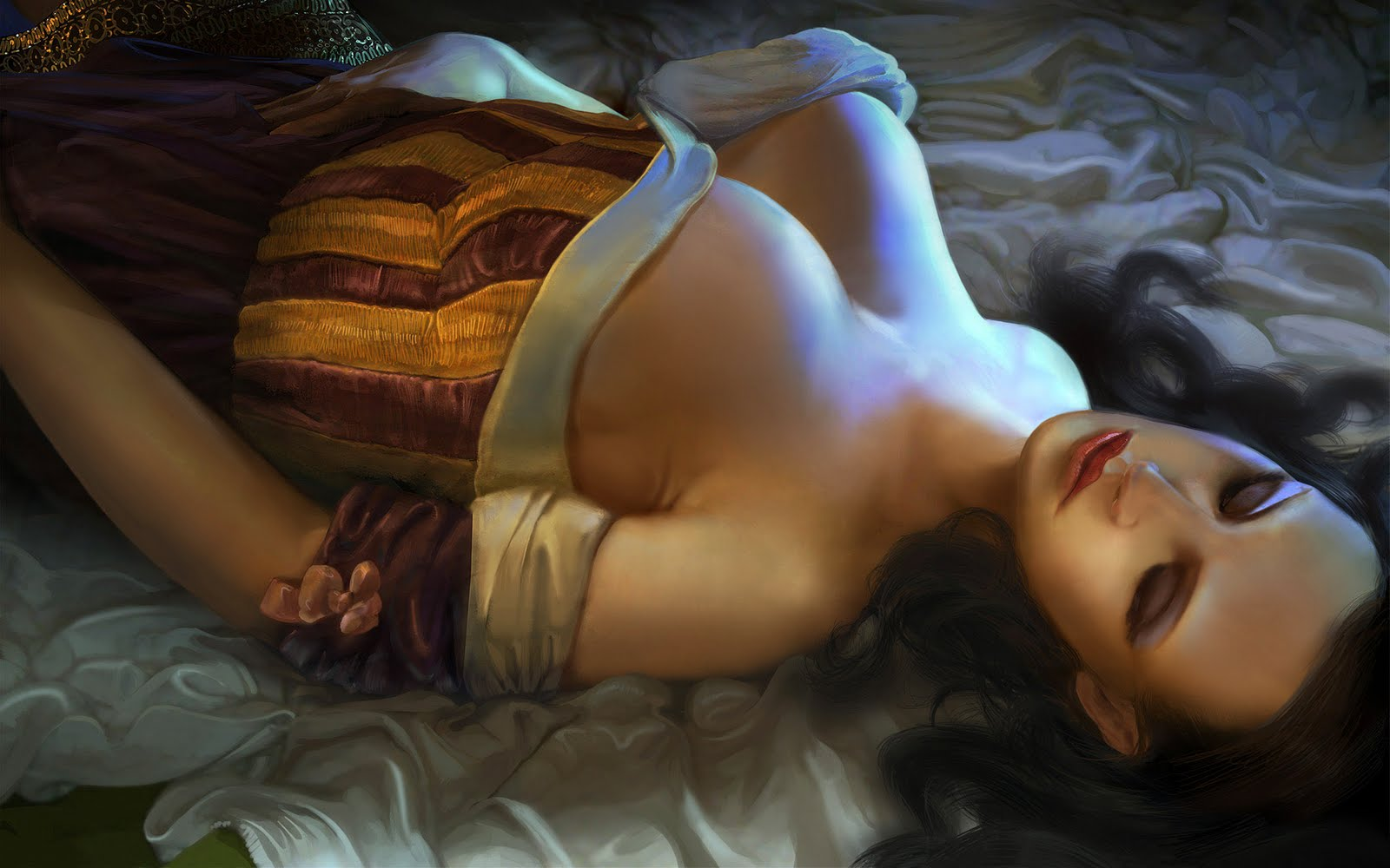 Fantasy babe clips porn video