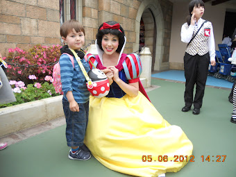 Tokyo Disneyland 2012