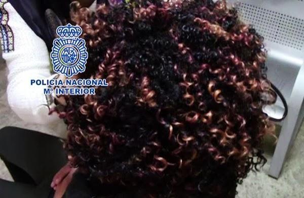 Hair-Raising Drug Bust