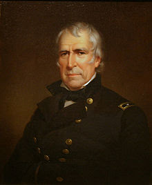 Zachary Taylor (1849-1850)