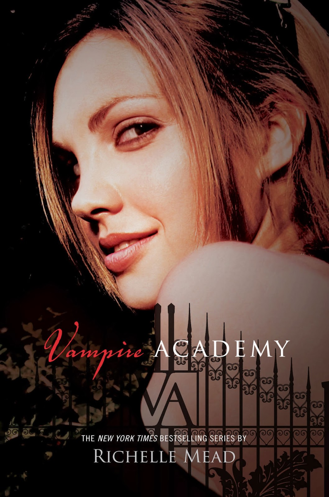 Vampire Academy a best selling vampire novel by Richelle Mead