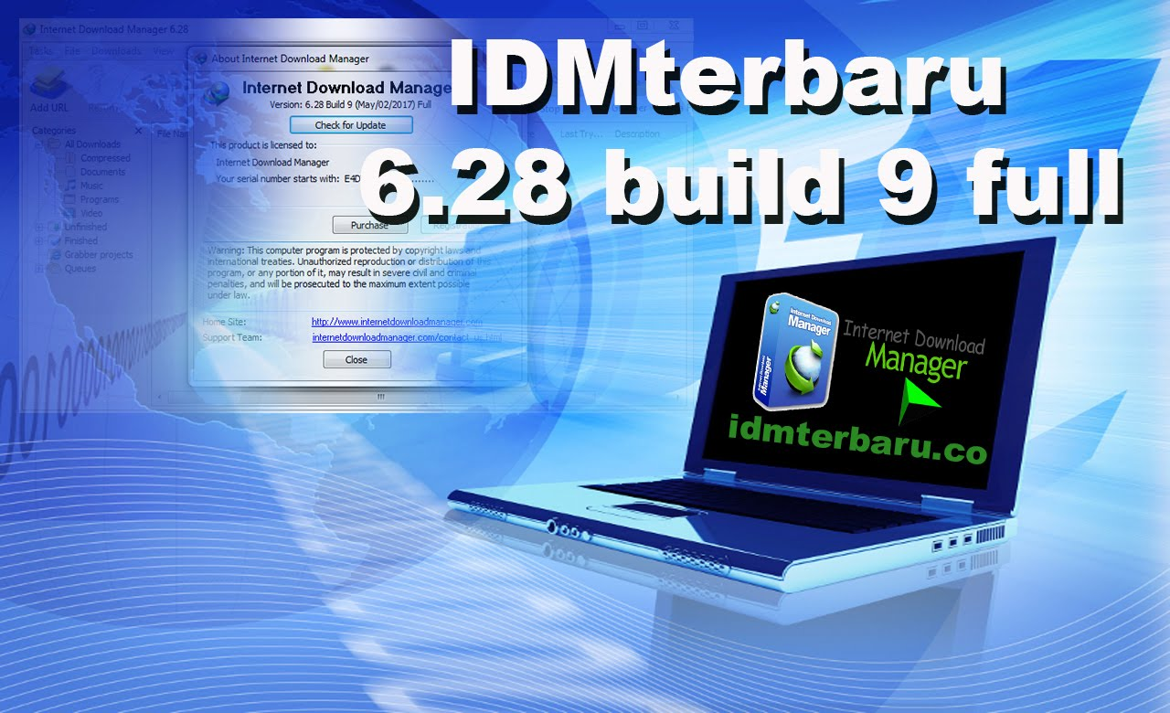 DOWNLOAD IDM TERBARU FULL