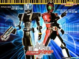 Phim Siêu Nhân Kamen Rider Decade