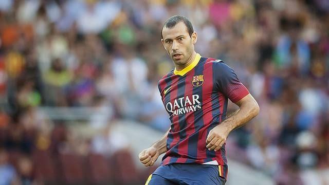 رسميا : برشلونة يجدد عقد ماسيكرانو