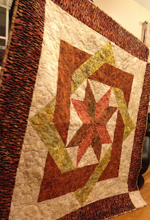Spiderwebs and Triangles Quilt Borders and Patterns - YouTube