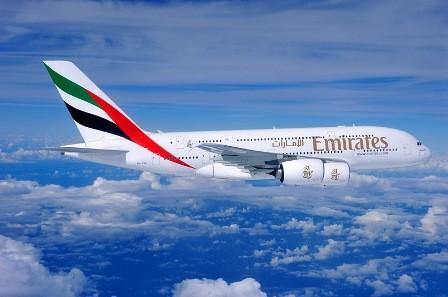 Emirates Airline.