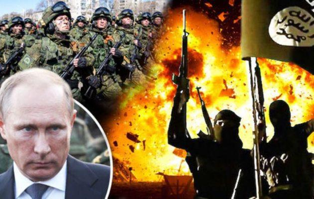 Ο Πούτιν δημιουργεί προσωπικό υπέρ-στρατό με «άδεια» να κάνει ό,τι θέλει!