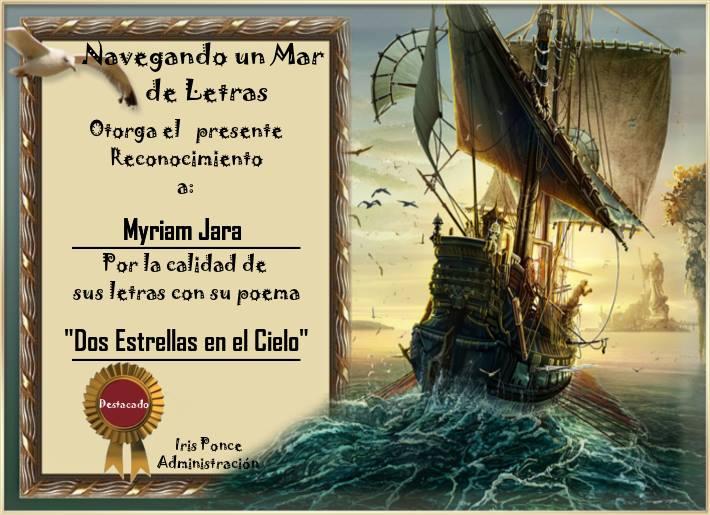 """""""DOS ESTRELLAS EN EL CIELO"""""""
