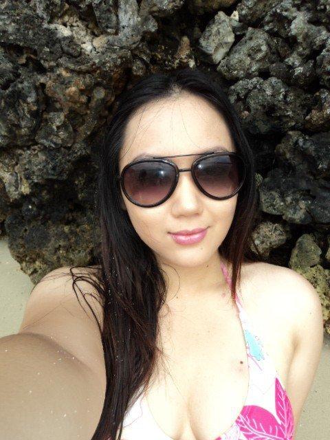 asian girls beach bikini 7