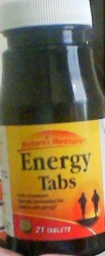 Energy Tabs Nature S Measure