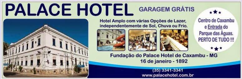Palace Hotel - Caxambu