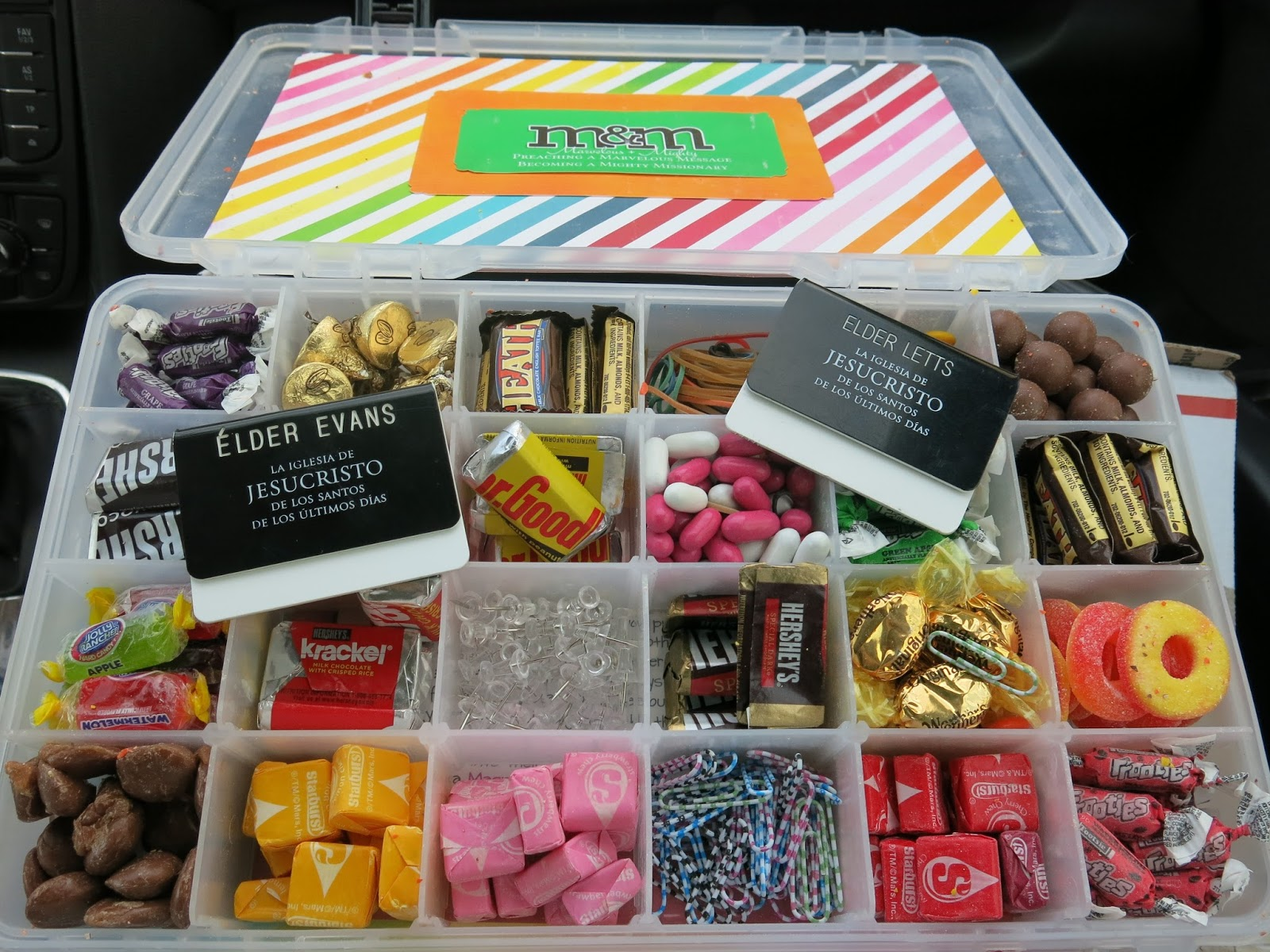 lds care package kits ideas box his proclaim box