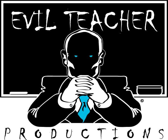 Spilt Ink Evil Teacher Productions