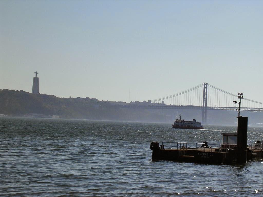 Puente Vasco de Gama en Lisboa