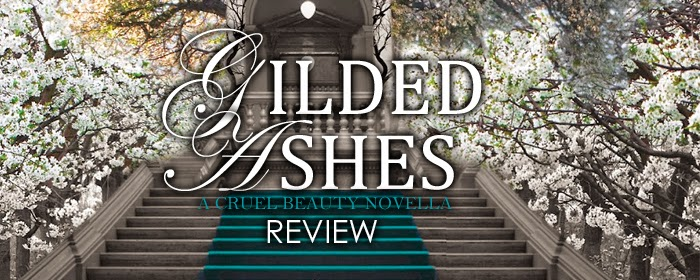 Review: Gilded Ashes by Rosamund Hodge