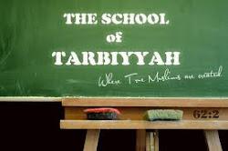 """Tarbiyyah"" mengajar aku mengenal Sang Penciptaku, Allah s.w.t"