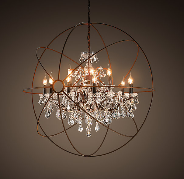Crystal Chandelier Edmonton: Pretty Little Things For Home & Life