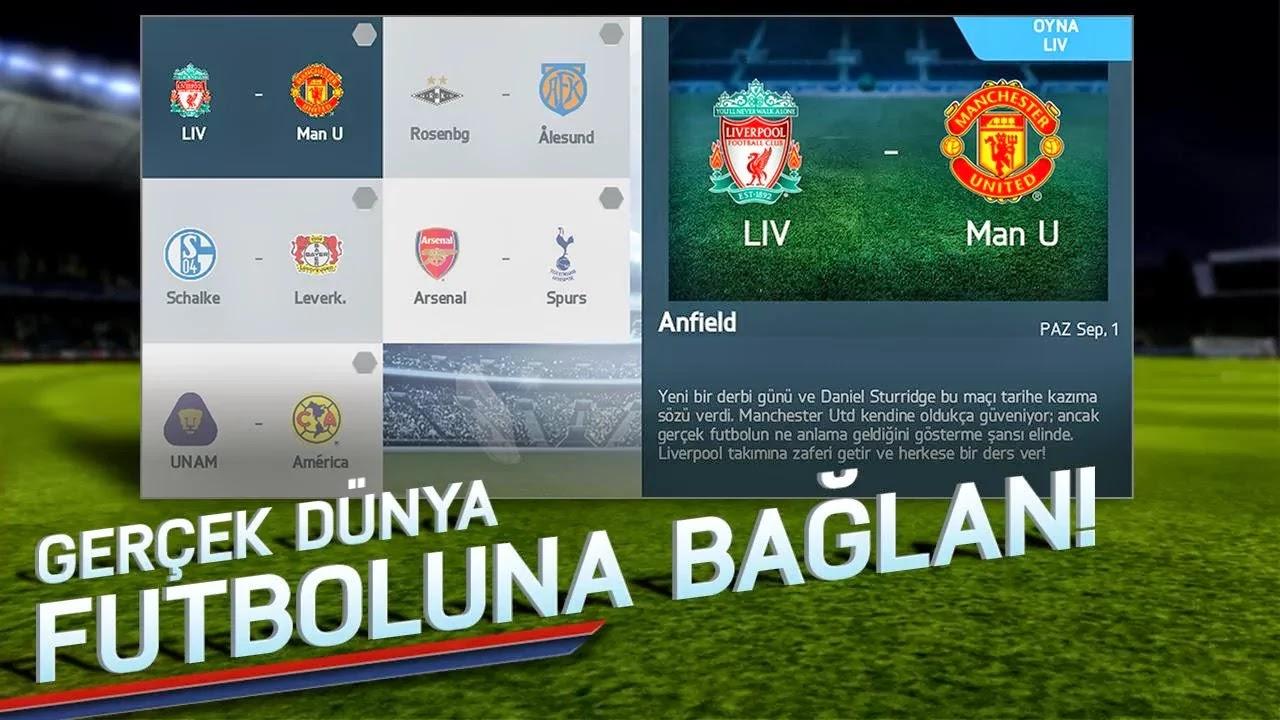Android FIFA 14 Apk resimi