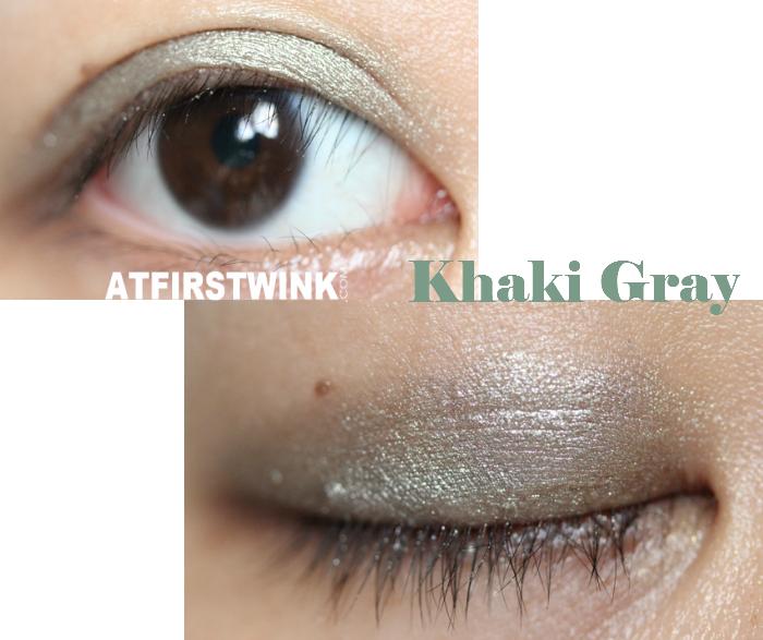 Clio All That Eye Styler Kit 1 - Lie on the beach (Khaki Gray)