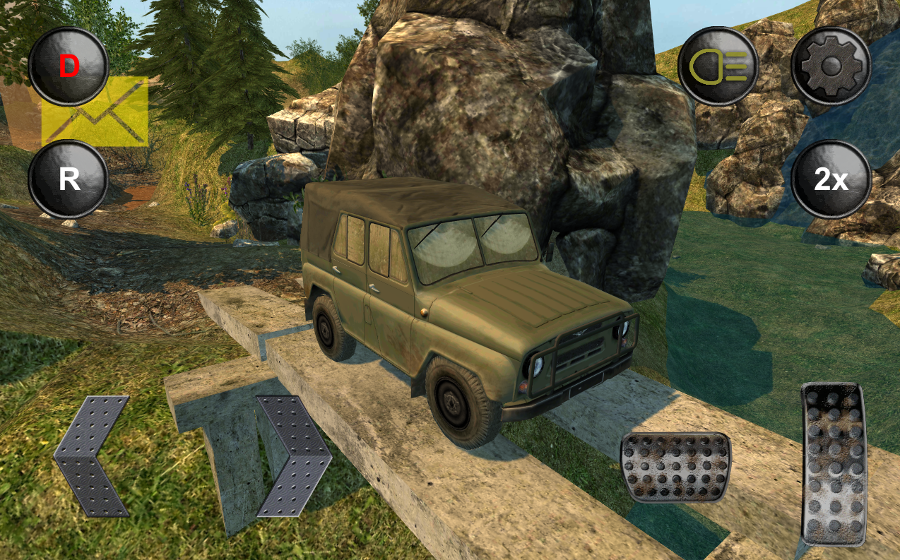 Russian SUV Для Android - formodestbreak