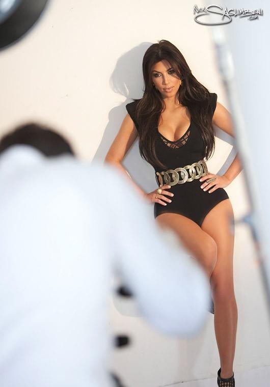 Kim Kardashian – Photoshoot