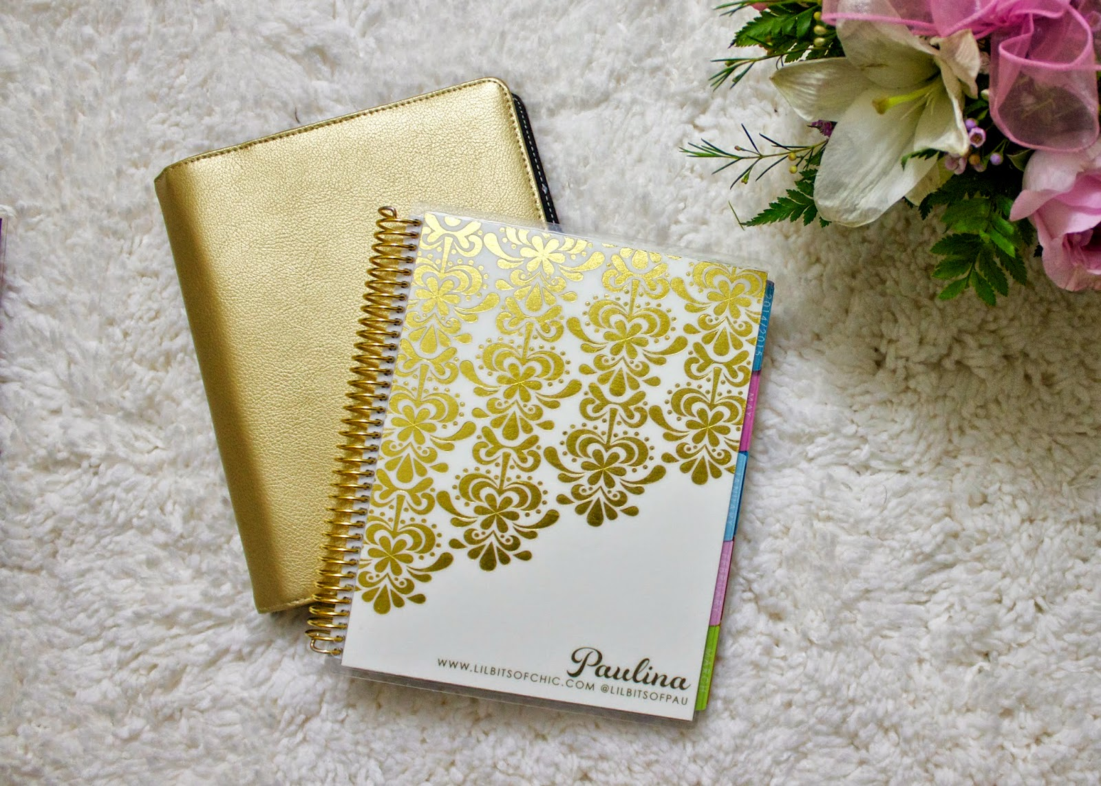 gold erin condren life planner, gold kikkik planner, Erin Condren Planner, how to customize your Erin Condren Planner