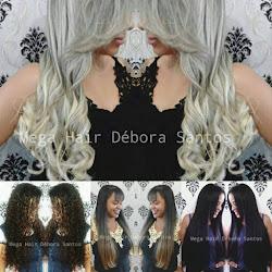 MEGA HAIR DEBORA SANTOS
