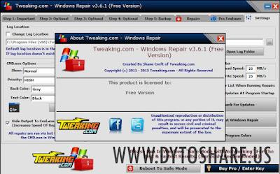 Windows Repair 3.6.1