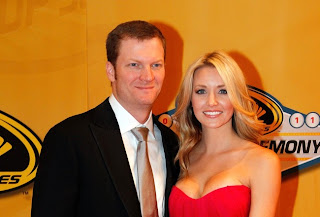 Dale Earnhardt Jr Girlfriend Amy Reimann 2013