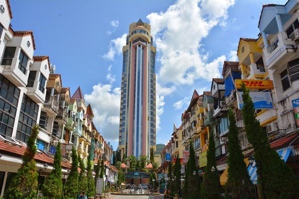 Phuket General tower