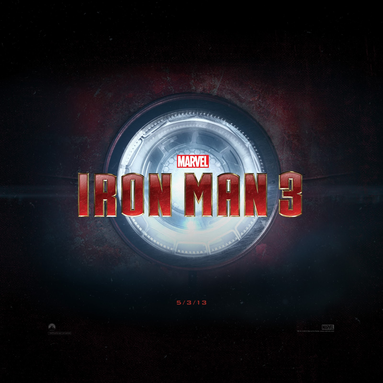 Iron Man 3 iPad wallpaper 2048x2048 004