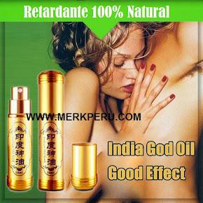 Retardante Indian God Oil