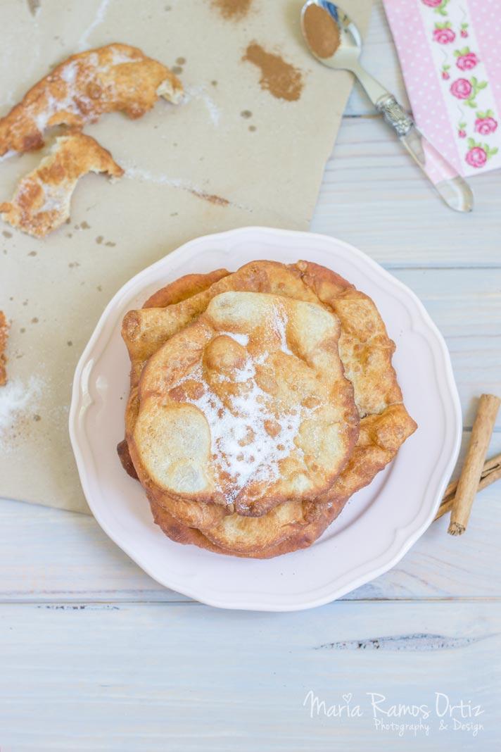 pan plano dulce- cocinando espero