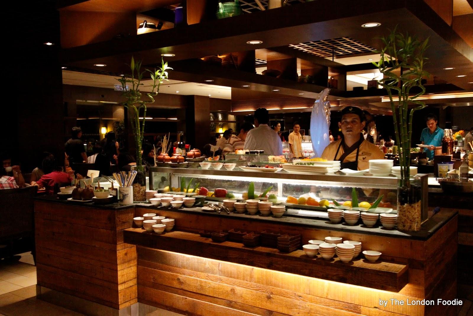 Sushi Cafe Kitchen Menu