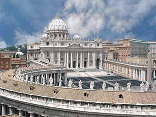 La Basilica di S Pietro: visite guidate Roma: 03/03/2013
